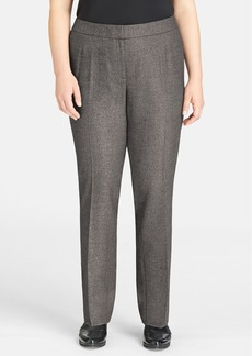 Lafayette 148 New York 'Barrow - Summit' Suiting Pants (Plus Size)
