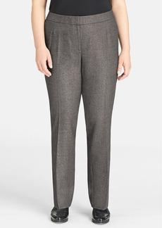 Lafayette 148 New York 'Barrow - Summit' Suiting Pants (Plus Size)