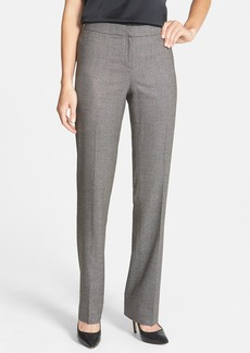 Lafayette 148 New York 'Barrow - Summit' Suiting Pants (Regular & Petite)
