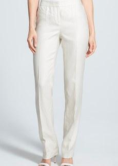 Lafayette 148 New York 'Barrow' Linen Pants