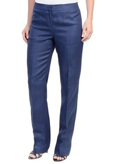 Lafayette 148 New York Barrow Linen Pants (For Women)
