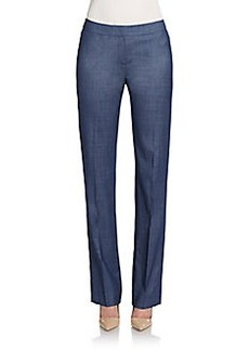 Lafayette 148 New York Barrow Slim Suiting Pants