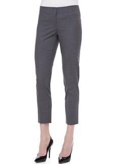 Lafayette 148 New York Basic Skinny Cropped Pants  Basic Skinny Cropped Pants