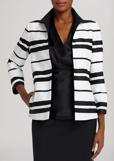 Lafayette 148 New York Bellene Striped Jacket