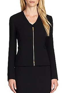 Lafayette 148 New York Betha Virgin Wool Jacket
