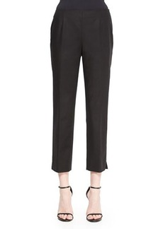 Lafayette 148 New York Bleecker Cropped Ankle Pants