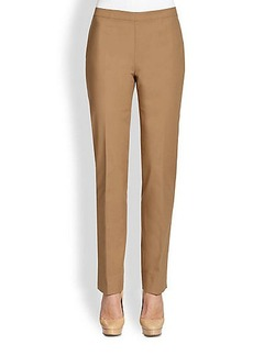 Lafayette 148 New York Bleecker Metropolitan Stretch Pants