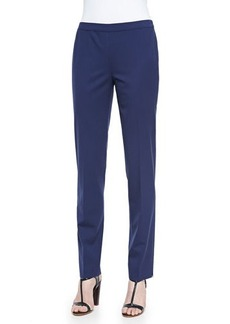 Lafayette 148 New York Bleecker Slim-Leg Pants