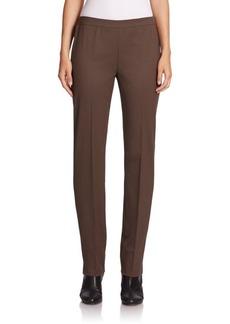 Lafayette 148 New York Bleecker Stretch Wool Pants