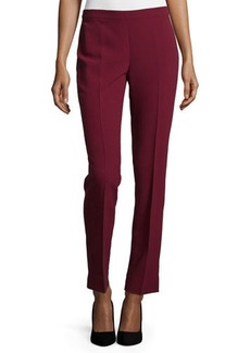 Lafayette 148 New York Bleeker Straight-Leg Pants