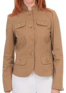 Lafayette 148 New York Cagney Jacket - Autumn Twill (For Women)