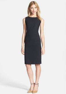 Lafayette 148 New York 'Carol' Stretch Wool Dress
