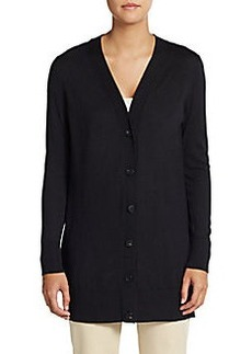 Lafayette 148 New York Cashmere-Blend Cardigan
