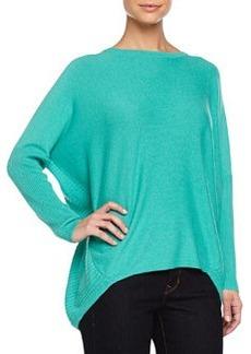 Lafayette 148 New York Cashmere Dolman Sweater, Garden
