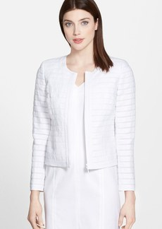 Lafayette 148 New York 'Catrice' Summer Linen Jacket