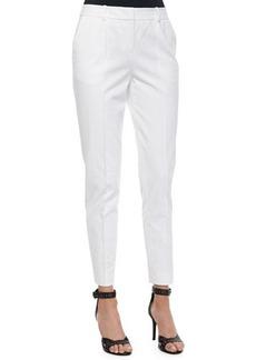 Lafayette 148 New York Center-Seam Slim Pants  Center-Seam Slim Pants