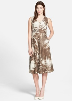 Lafayette 148 New York 'Clover' A-Line Dress