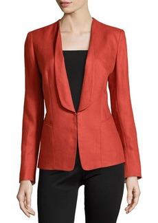 Lafayette 148 New York Cody Linen Jacket