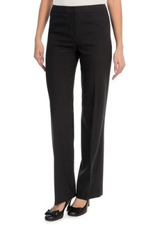 Lafayette 148 New York Contemporary Classic Pants - Stretch Wool, Straight Leg (For Women)
