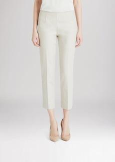 Lafayette 148 New York Crop Bleecker Pants