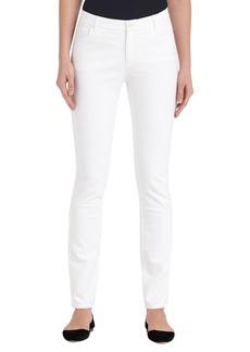 Lafayette 148 New York Curvy Fit Stretch Slim Leg Jeans
