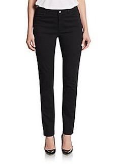 Lafayette 148 New York Curvy Slim-Fit Jeans