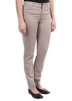 Lafayette 148 New York Curvy Urban Pants - Slim Leg (For Women)