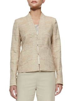 Lafayette 148 New York Damascus Novelty Magda Jacquard Jacket  Damascus Novelty Magda Jacquard Jacket
