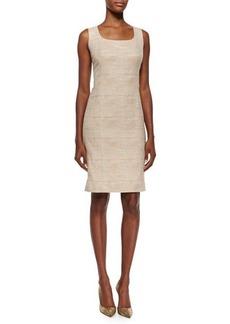 Lafayette 148 New York Darol Sleeveless Sheath Dress