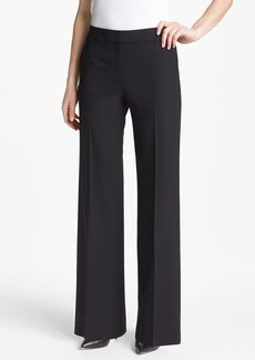 Lafayette 148 New York 'Delancey' Stretch Wool Pants