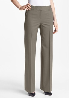 Lafayette 148 New York 'Delancey' Stretch Wool Trouser