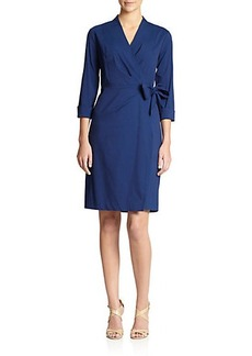 Lafayette 148 New York Dolly Wrap Dress