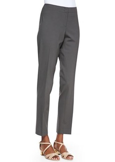 Lafayette 148 New York Downtown Clean-Front  Pants