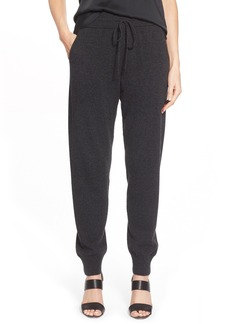 Lafayette 148 New York Drawstring Cashmere Track Pants