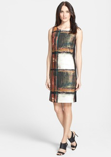 Lafayette 148 New York 'Drita - Tech Combo' Dress