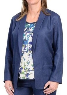 Lafayette 148 New York Ember Linen Jacket (For Women)