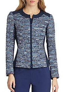 Lafayette 148 New York Essa Tweed Jacket