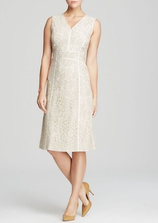 Lafayette 148 New York Essie Lace Dress