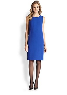 Lafayette 148 New York Ester Panel Shift Dress