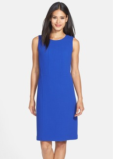 Lafayette 148 New York 'Ester' Wool Crepe Dress