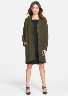 Lafayette 148 New York Felted Wool Coat