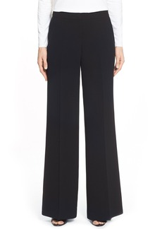 Lafayette 148 New York 'Finesse' Wide Leg Pants