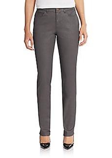 Lafayette 148 New York Five-Pocket Skinny Jeans