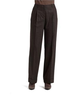 LAFAYETTE 148 NEW YORK Flannel Rivington Cuffed Pants