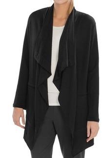 Lafayette 148 New York Flanneled Spa Cardigan Sweater (For Women)