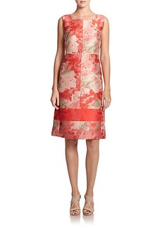 Lafayette 148 New York Floral Pammie Dress