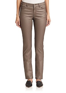 Lafayette 148 New York Frosted Skinny Jeans