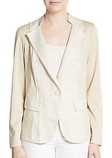 Lafayette 148 New York Gabriel Linen Jacket