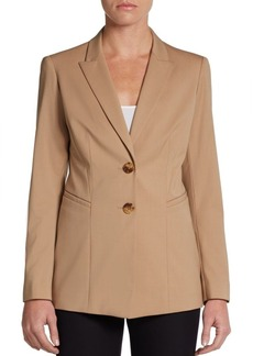 Lafayette 148 New York Hanah Two-Button Jacket