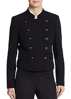 Lafayette 148 New York Harmony Virgin Wool Jacket